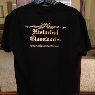 Historical Glassworks Shirt