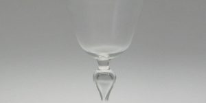 Wine Glass - Italian, blown stem