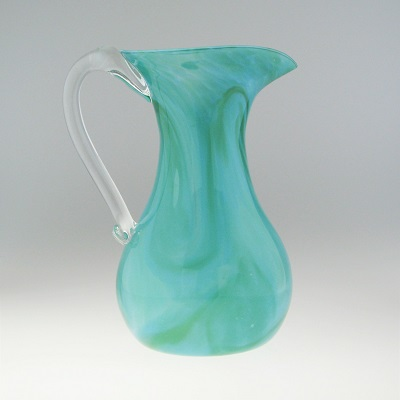 Pitcher - teal