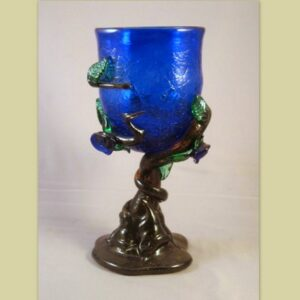 Goblet - Leafy with rosettes