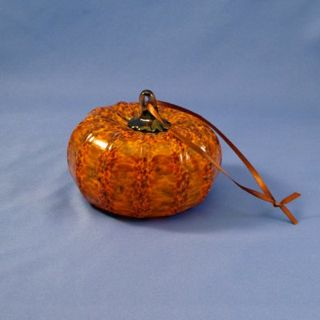 Pumpkin - Small, orange and brown