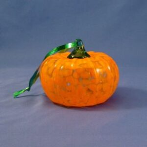 Pumpkin - Small, orange
