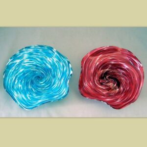 Crinkle Bowls - Assorted Colors