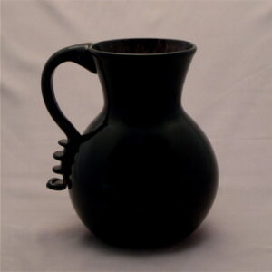 Creamer - Early American, Black