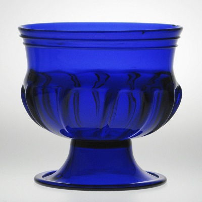 Mezzo Stampo Bowl with Blown Foot