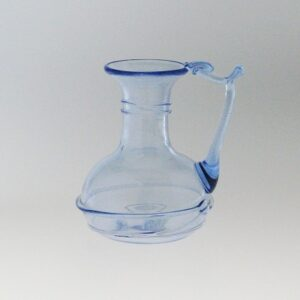 Bottle - Roman, periwinkle, small