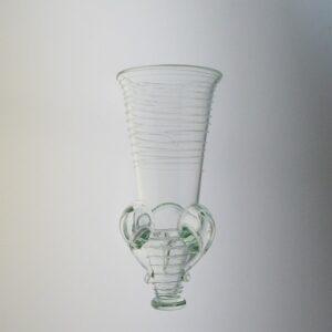 Claw Beaker - seafoam