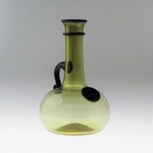 Pirate Bottle - Olive with Stamp
