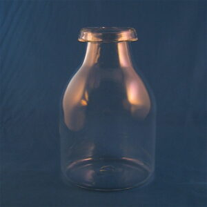 Storage Jar - Early American, Clear