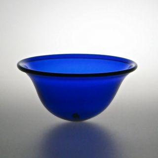 Palm Cup- Cobalt