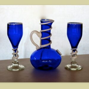 Goblets and Decanter