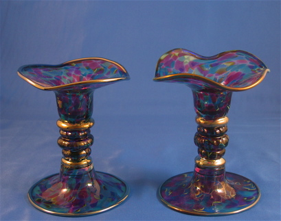 Gemtone Candle holders