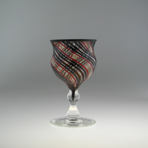 Contemporary Canework Goblet