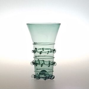 Cup – Dutch German, Pinched Trailed Beaker