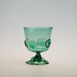 Wine Glass – Dutch German Goblet, Openwork Foot