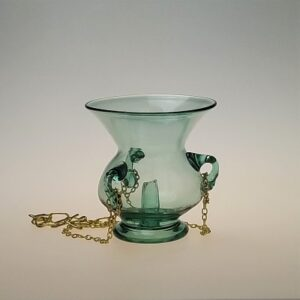 Lamp – Islamic, Mosque Lamp with inserted wick