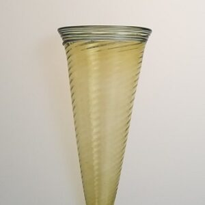 Cone Beaker – Anglo-Saxon, optic with trail