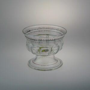 Bowl – Italian/Venetian, enameled