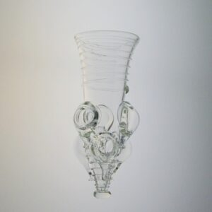 Claw Beaker - clear