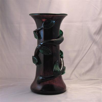 Vase - Leafy