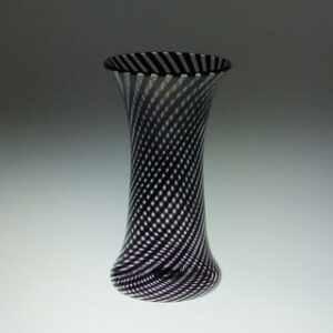 Vase - Canework, black