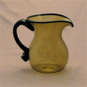 Creamer - Early American, Olive and Black