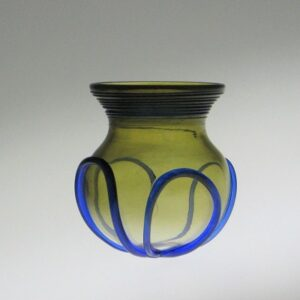 Bag Beaker - with looped decoration and trails