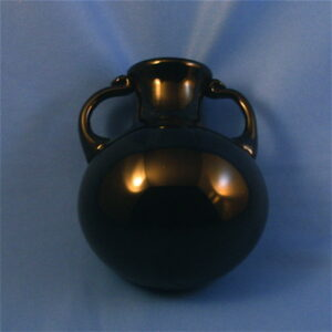 Black Pilgrim's Flask