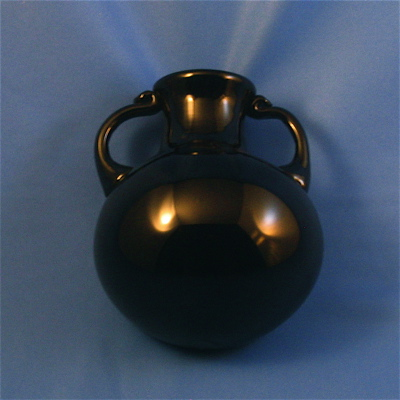 Black Pilgrim's Flask