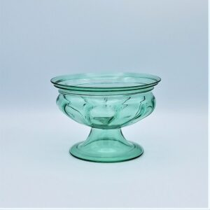 Bowl – Italian Mezzo Stampo, w/ blown foot